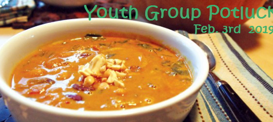 Youth Group Potluck