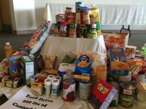 IMG_3451 Food Drive  April 29, 2015