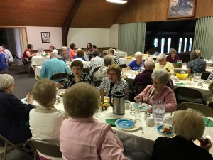 Salad Luncheon May 2017