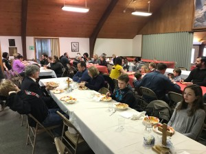 Youth Group Soup Lunch 2-3-19 #2